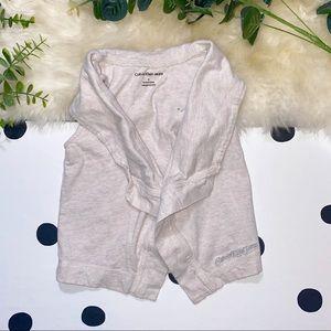 🧸5 FOR $30🧸CALVIN KLEIN Vest - Size 2
